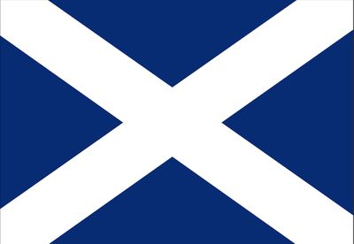 Scotland World Flag