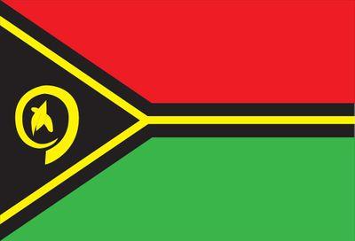 Vanuatu World Flag