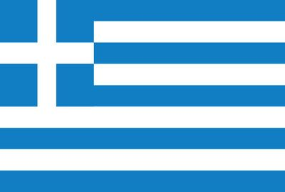 Greece World Flag