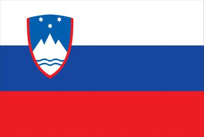 Slovenia World Flag