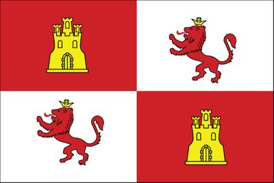 Royal Standard of Spain Flag - 3' x 5' - Polyester