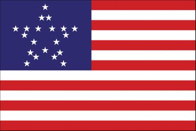 Great Star Flag - 3' x 5' - Nylon
