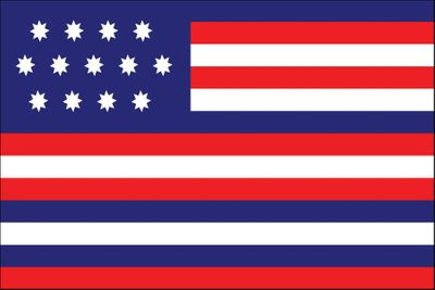 Serapis Flag - 3' x 5' - Nylon