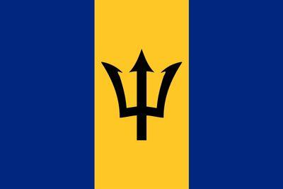 Barbados World Flag