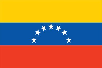 Venezuela World Flag
