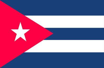 Cuba World Flag