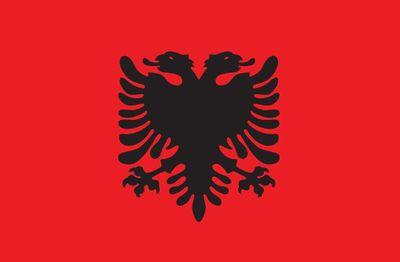 Albania World Flag