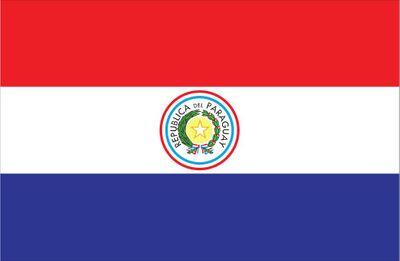 Paraguay World Flag