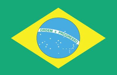 Brazil World Flag