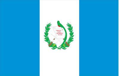 Guatemala World Flag