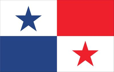 Panama World Flag