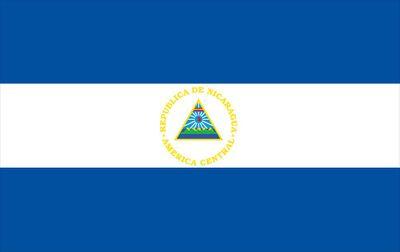 Nicaragua World Flag