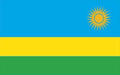 Rwanda World Flag