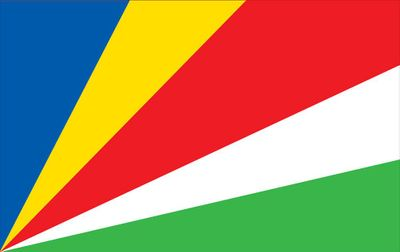 Seychelles World Flag