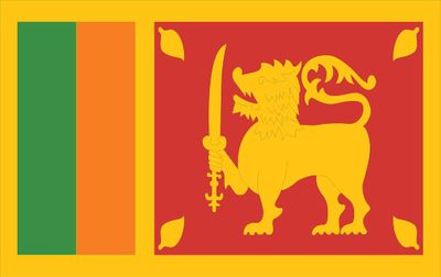 Sri Lanka World Flag