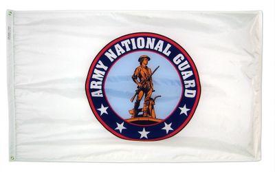 U.S. Army National Guard Flag - 3' x 5' - Nylon