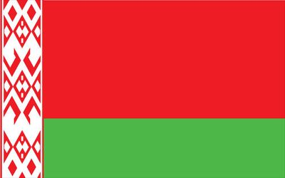 Belarus World Flag