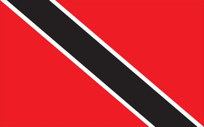 Trinidad And Tobago World Flag