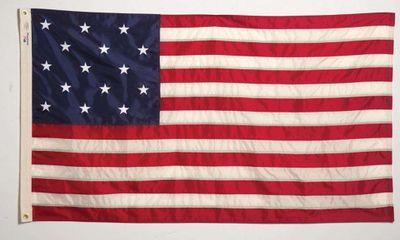 Star Spangled Banner 3 x 5 Nylon