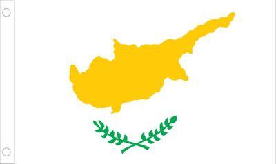 Cyprus World Flag