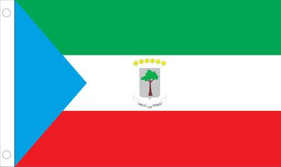 Equatorial Guinea World Flag