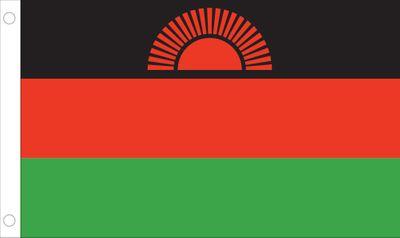 Malawi World Flag
