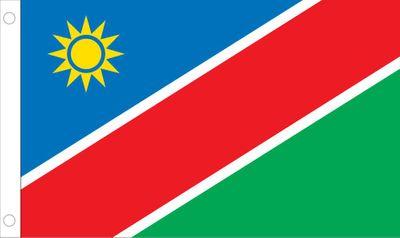 Namibia World Flag