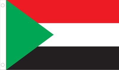 Sudan World Flag