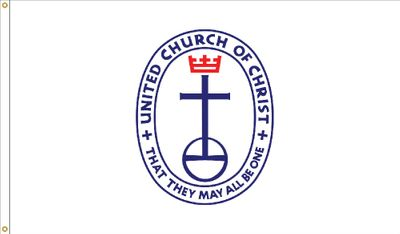United Church of Christ Flag - 3' x 5' - Nylon