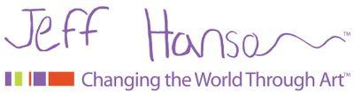 Jeff Hanson TM. Changing the World Through Art