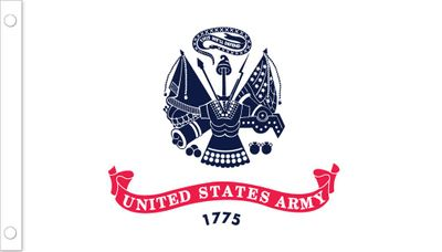 U.S. Army Flag - 4' x 6' - Nylon