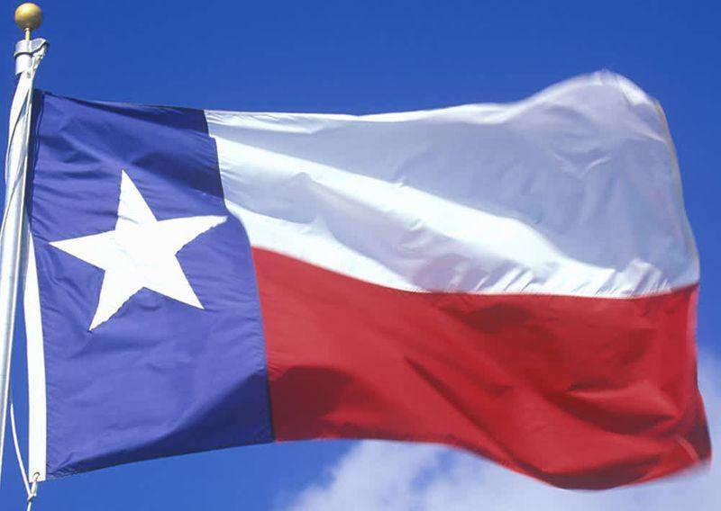 Texas State Flags - Nylon & Polyester - 2' x 3' to 5' x 8'